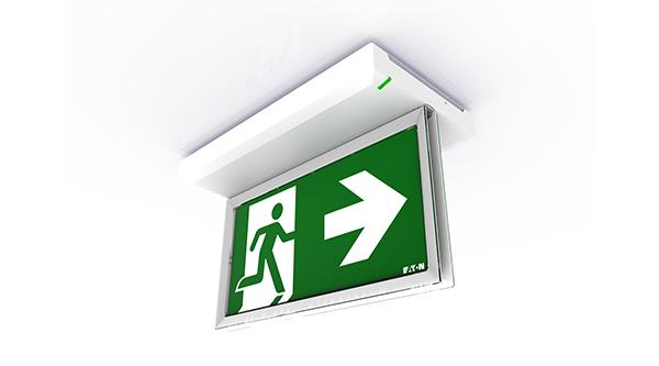 EATON_EXIT SIGN